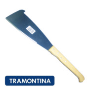 Tramontina 13 inch Cane Machete with Long Handle for Two-Handed Use