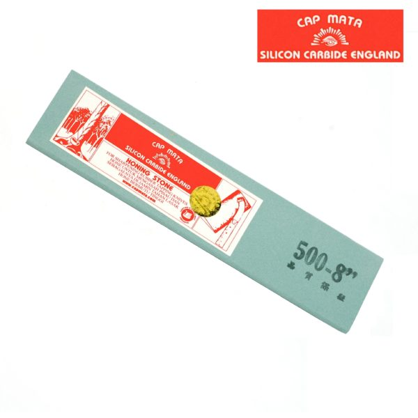 ACOD500SS Cap Mata 500 Grit Field Sharpening Stone Front