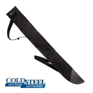 Cold Steel 21 Inch Two Handed Bush Machete sheath