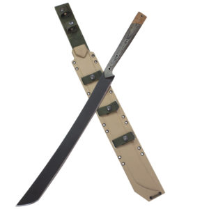 Condor Yoshimi Machete with Kydex MOLLE Sheath CTK1807-193 1807-193 1