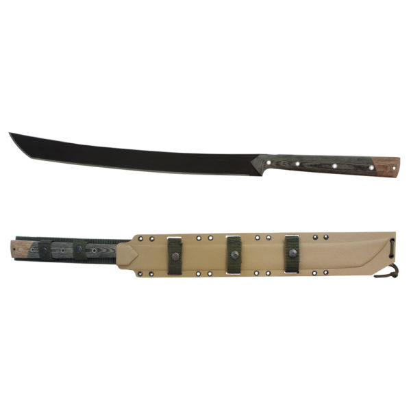 Condor Yoshimi Machete with Kydex MOLLE Sheath CTK1807-193 1807-193 2